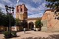 Villalba de la Lampreana, Iglesia de la Asunción de Ntra. Sra., fachada sur.jpg