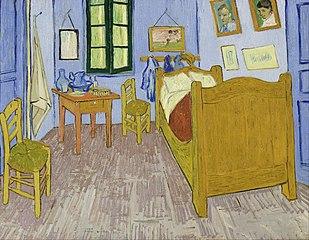 La Chambre de Van Gogh à Arles