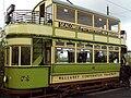Vintage tram at the Wirral Bus & Tram Show - DSC03309.JPG