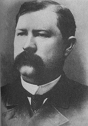 Virgil Earp - Virgil Walter Earp