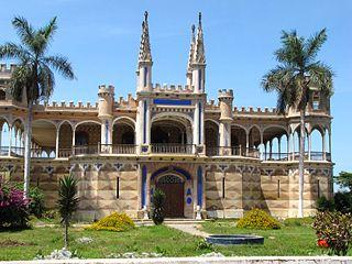 San Vicente de Cañete Place in Lima, Peru
