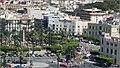 Vista aérea de la Plaza de España, Melilla, La Plaza (4682499007).jpg