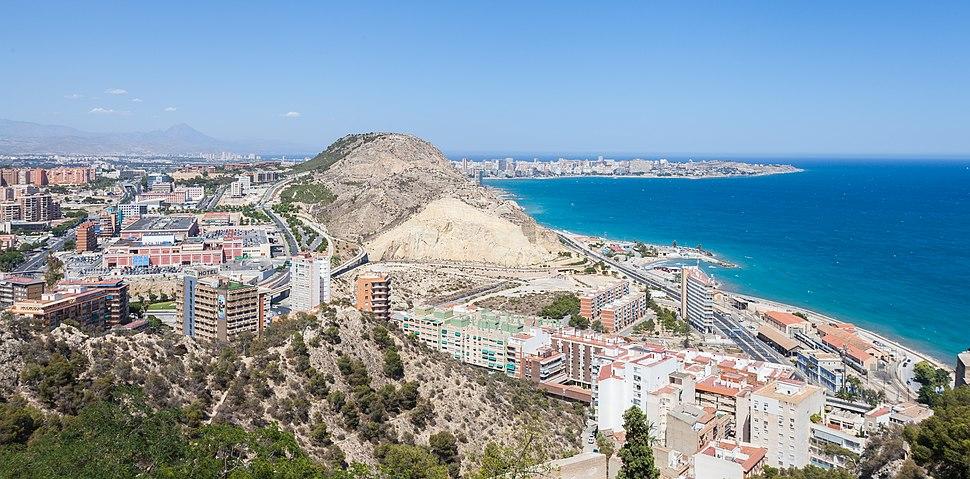Vista de Alicante, España, 2014-07-04, DD 53
