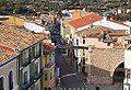 Vista del carrer Esperança des de la torre de la Presó, Sogorb.JPG