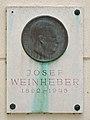 Volksschule Neulengbach - Weinheber memorial plaque.jpg