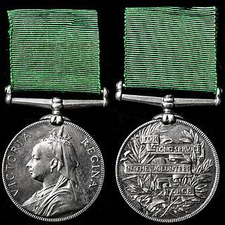 Volunteer Long Service Medal Award