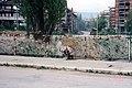 Vrbanja bridge Sarajevo Spring 1996.jpg