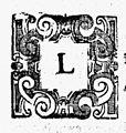 """Vso de los antoios para todo genero de vistas, 1623 Inicial """"L"""" (20682698563).jpg"""