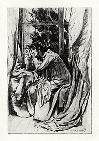 The Deserted House - Poem by Alfred Lord Tennyson
