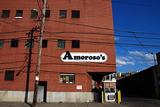 Amoroso's Baking Company - Amoroso's factory (2009)