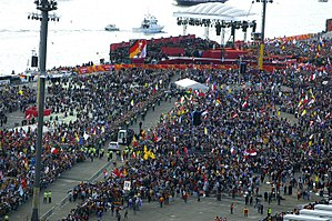 World Youth Day 2008 - Image: WYD 2008
