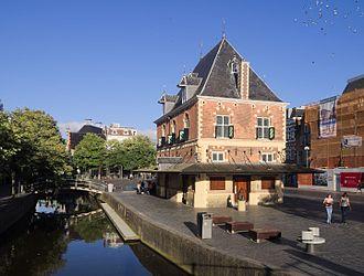 Leeuwarden - Former weigh house in Leeuwarden
