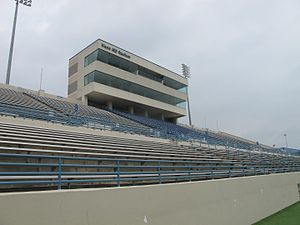 Waco Independent School District - Waco ISD Stadium, 2016 Waco, Texas