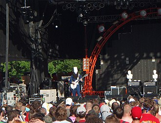 Buckethead - Buckethead live at Wakarusa, 2008
