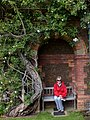 Wall at Sandringham House, Norfolk-7426330040.jpg