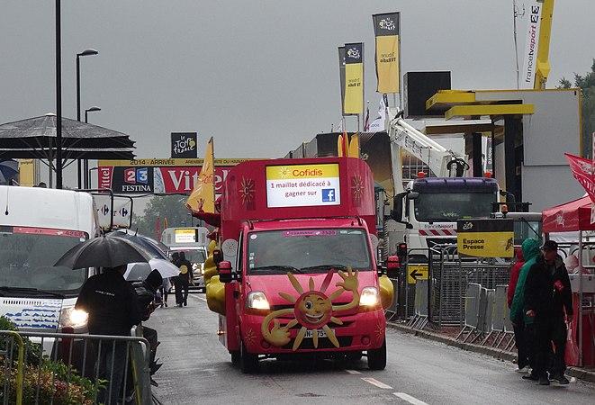 Wallers - Tour de France, étape 5, 9 juillet 2014, arrivée (A29).JPG