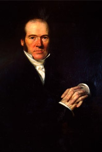 Walter Newall - Portrait of Walter Newall