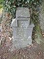 Wamckow Kirchhof Grabstein Friedrich von Bülow 2012-10-11 416.JPG
