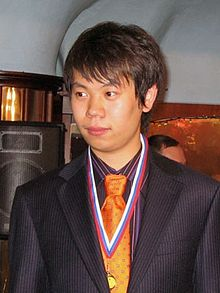 Description de l'image Wang Hao (chess).JPG.