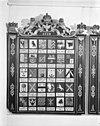 wapenbord met jaartal 1716 - amsterdam - 20014225 - rce