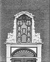 wapensteen boven ingang - drachten - 20063402 - rce