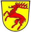 Coat of arms of Hirschhorn (Neckar)