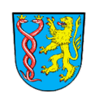 Das Wappen von Marktleuthen