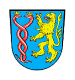 Marktleuthen - Image: Wappen Marktleuthen