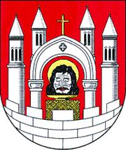 Wappen Merseburg
