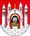 File:Wappen Merseburg.png (Source: Wikimedia)