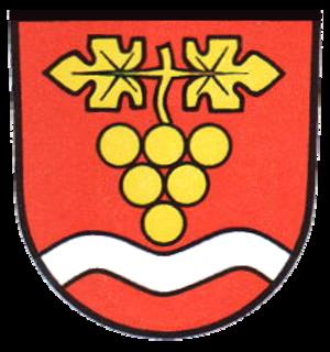 Obersulm - Image: Wappen Obersulm