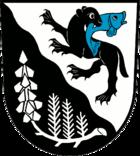Das Wappen von Schwarzheide