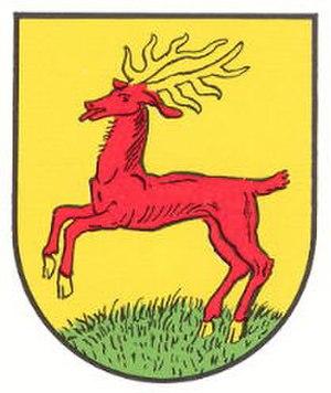 Herschweiler-Pettersheim - Image: Wappen herschweiler pettersheim
