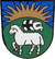 Coat of arms of the municipality of Lichtenberg / Erzgeb.