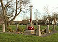 War Memorial on Blackmore's village green - geograph.org.uk - 363776.jpg