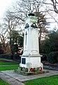 War memorial, Mill Hill (geograph 4779245).jpg