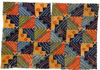 Textile Museum (Washington, D.C.) - Wari' tunic, Peru, 750–950 AD. Acquired by George Hewitt Myers in 1941.