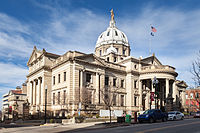 Washington County Courthouse (Pennsylvania) south.jpg