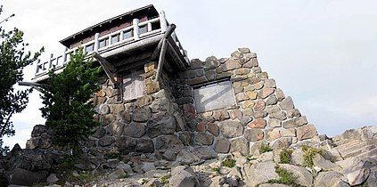 Watchman Peak fire lookout-20060822.jpg