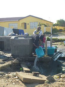 Low Water Pressure >> Township (South Africa) - Wikipedia