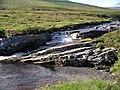 Waterfall, Abhainn an Torrain Duibh - geograph.org.uk - 51378.jpg