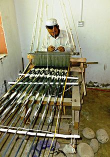 Silk in the Indian subcontinent - Wikipedia