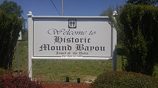 Mound Bayou, Mississippi City in Mississippi, United States