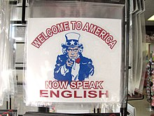 Should English be our official national language?