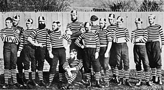 Rugby union in New Zealand - The Wellington RFU team of 1875