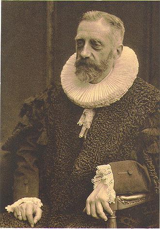 Werner von Melle - Image: Werner von Melle 1905