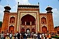 West Gate Taj Mahal.JPG