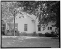 West side - Ernest E. Hart House, 4828 West Fayetteville Road, College Park, Fulton County, GA HABS GA,61-COPK,6-4.tif