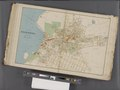 Westchester, Double Page Plate No. 26 (Map of village of Peekskill) NYPL2056293.tiff
