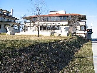 Westcott House (Springfield, Ohio) - Westcott House
